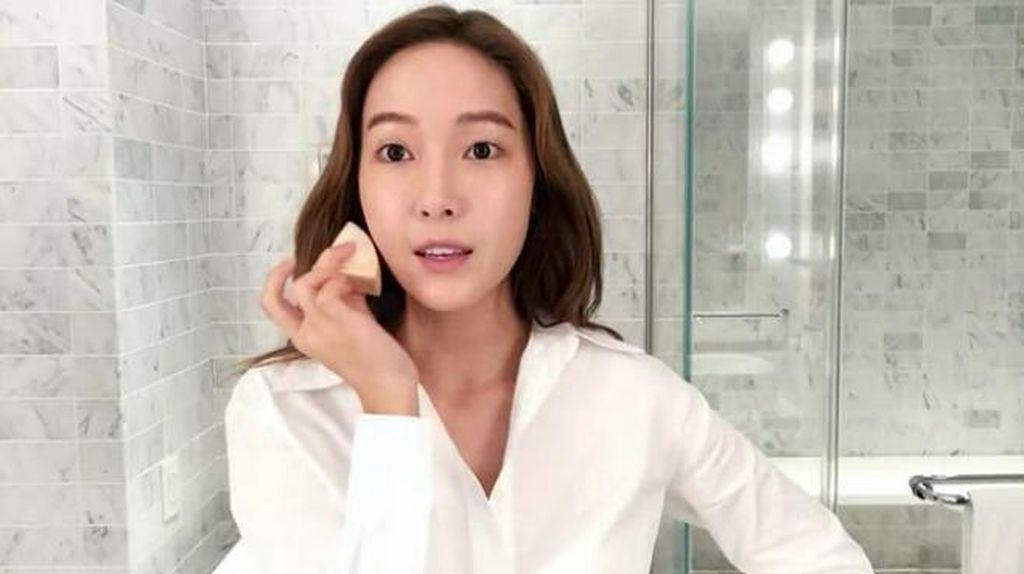 Mantan Personel SNSD Jessica Berbagi Tips Perawatan Kulit dan Makeup