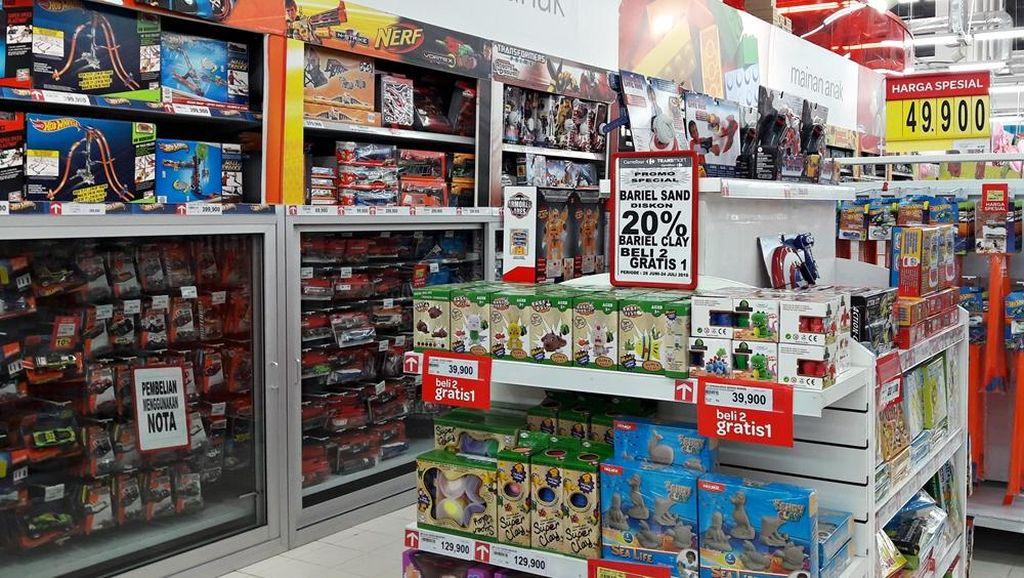 Sambut HUT RI, Transmart Carrefour Gelar Diskon 17% Sampai 71%