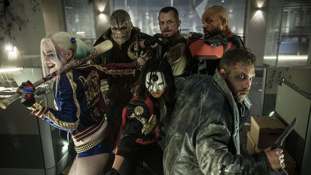 Fans Sucide Squad  Ancam Tutup Rotten Tomatoes