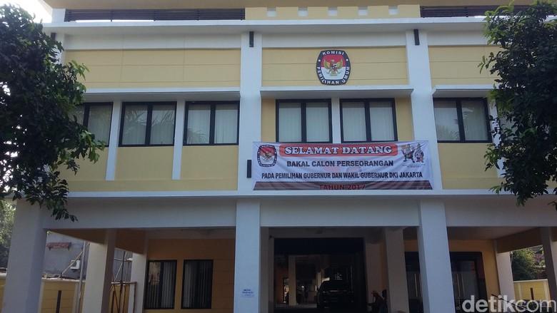 Gagal Jadi Cagub DKI, Ichsanuddin Noorsy Hanya Setor 19.746 KTP