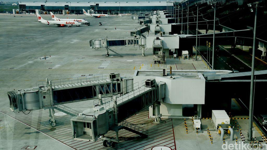 101 Ha Lahan Runway 3 Bandara Soetta Belum Bebas