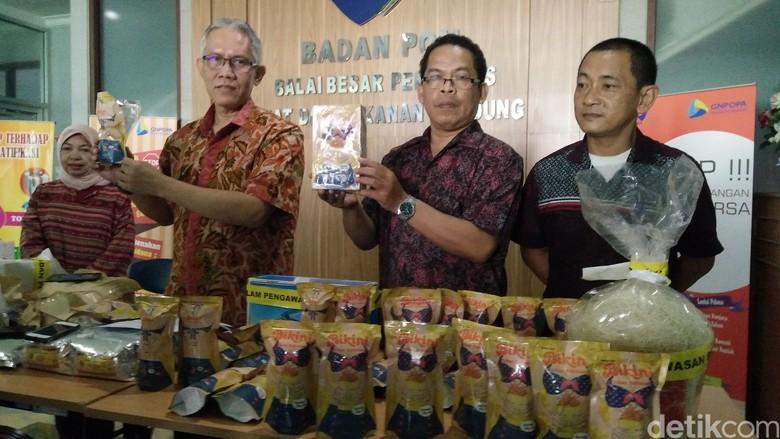 Pemilik Pabrik Snack Bikini di Depok Wanita 19 Tahun, Tidak Ditahan