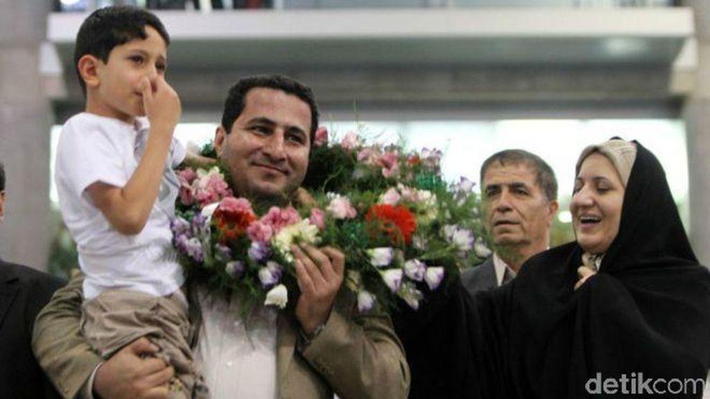 Ilmuwan Nuklir Iran Shahram Amiri Dieksekusi Mati