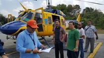 Lawan Kebakaran Lahan, BNPB Kirim 2 Heli untuk Sumatera dan Kalimantan