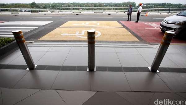 Berani Parkir di Lobi Terminal 3 Ultimate Siap-siap Kena Tilang