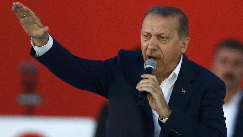 Diduga Ikut Organisasi Teror, Produser Film Erdogan Ditangkap