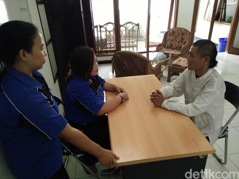 Pengemis Pura-pura Buntung, Alexander Mengaku Kapok