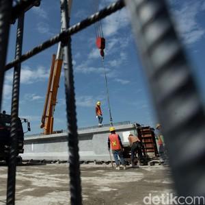 Mengintip Pergerakan Saham Waskita Tiap Kali Ada Insiden Konstruksi