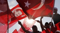 Israel Tuding Turki Bantu Hamas Galang Kekuatan Militer