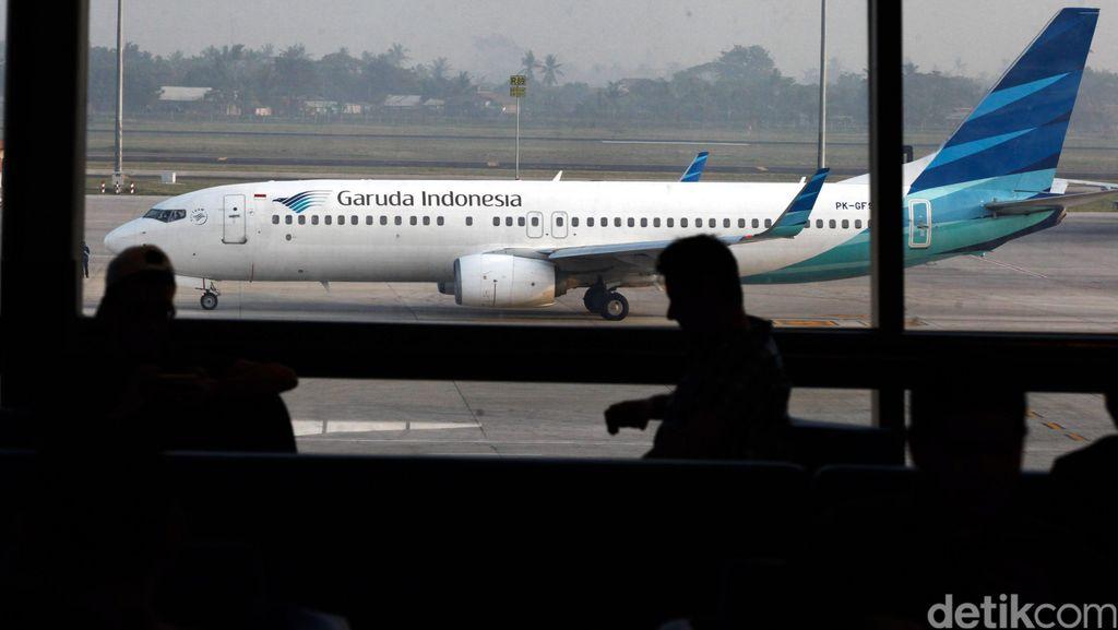 Penumpang Garuda Indonesia ke Lombok Bisa Ubah Rute Gratis