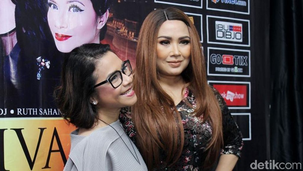 3 Diva Konser Lagi, Jessica Iskandar Unfollow Ayu Ting Ting
