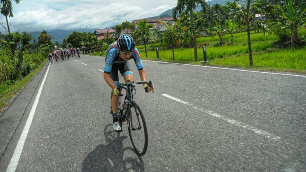 Bukittinggi Berharap Jadi Titik Finis TdS 2017