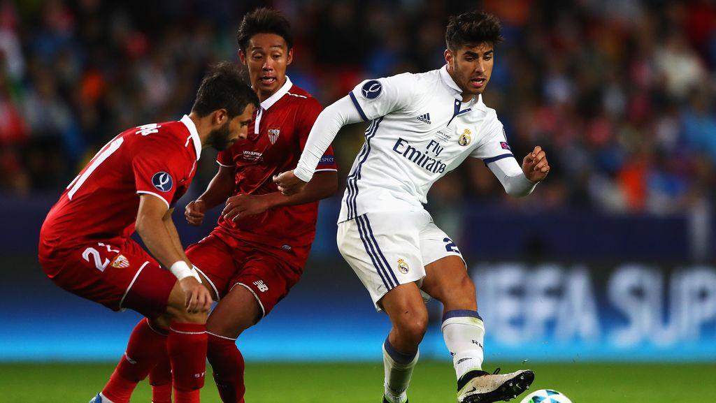 Manfaatkan Winger Cadangan, Madrid Berhasil Taklukkan Sevilla