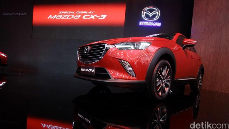 Mazda Yakin CX-3 Tak Gerus Penjualan Mazda2 dan CX-5