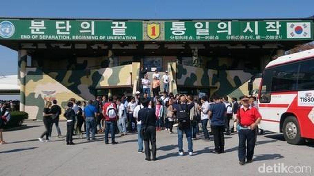 Berani Coba? Wisata ke Perbatasan Korea Utara