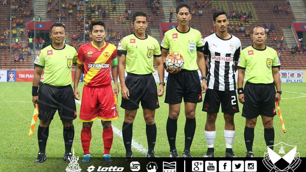 Tentang Selangor FA, Klub Raksasa Malaysia yang Gemar Pakai Pemain Indonesia
