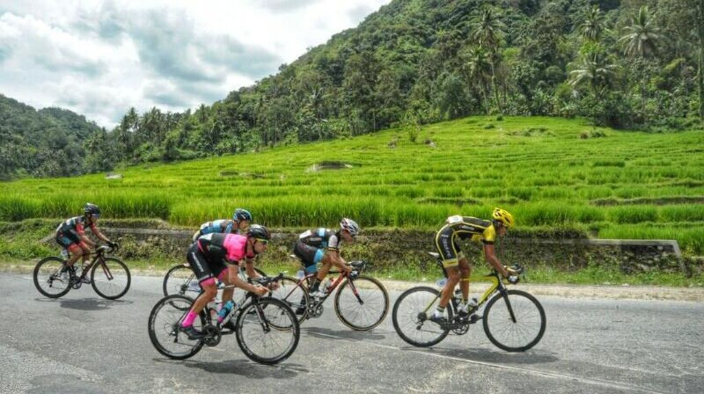 Tour de Singkarak, Wisata Olahraga Paling Keren di Indonesia