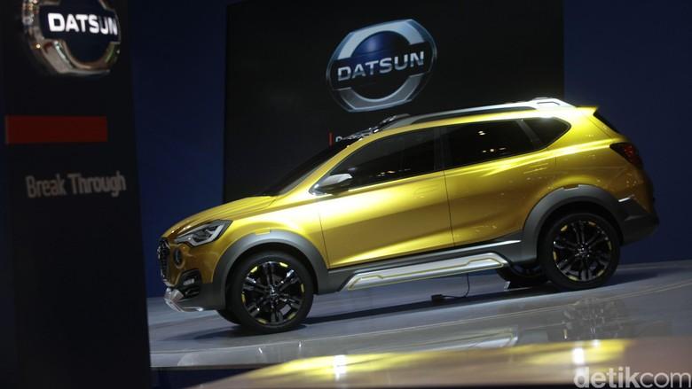 Datsun Go-Cross Bukan Mobil LCGC
