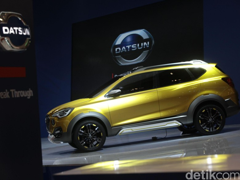 Nissan-Datsun Janjikan Model Terbaru di 2017