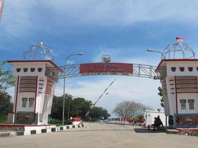 Begini Wajah Perbatasan Indonesia dan Timor Leste