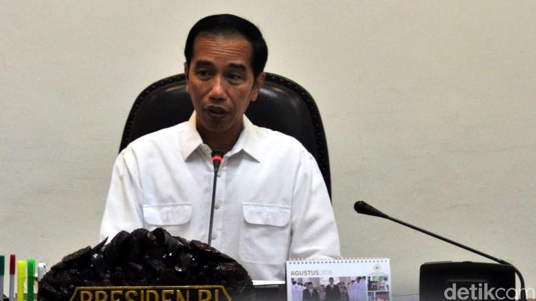 Bahas Persoalan Petani, Jokowi Kumpulkan Menteri Hingga Dirut BUMN