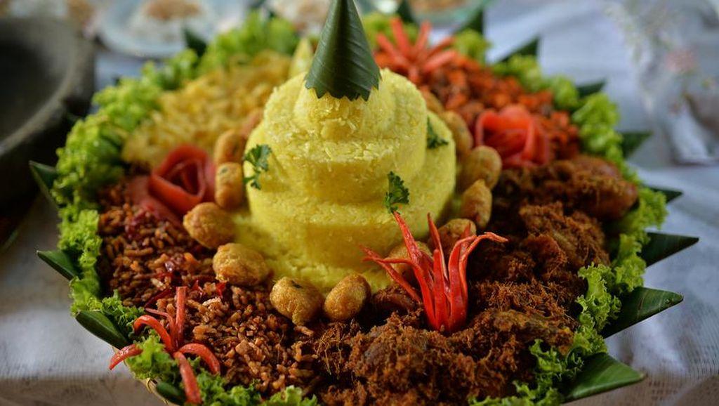 Nasi Rames Nusantara
