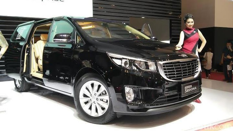 Ini yang Bikin Kia Ogah Datangkan Grand Sedona Versi Diesel