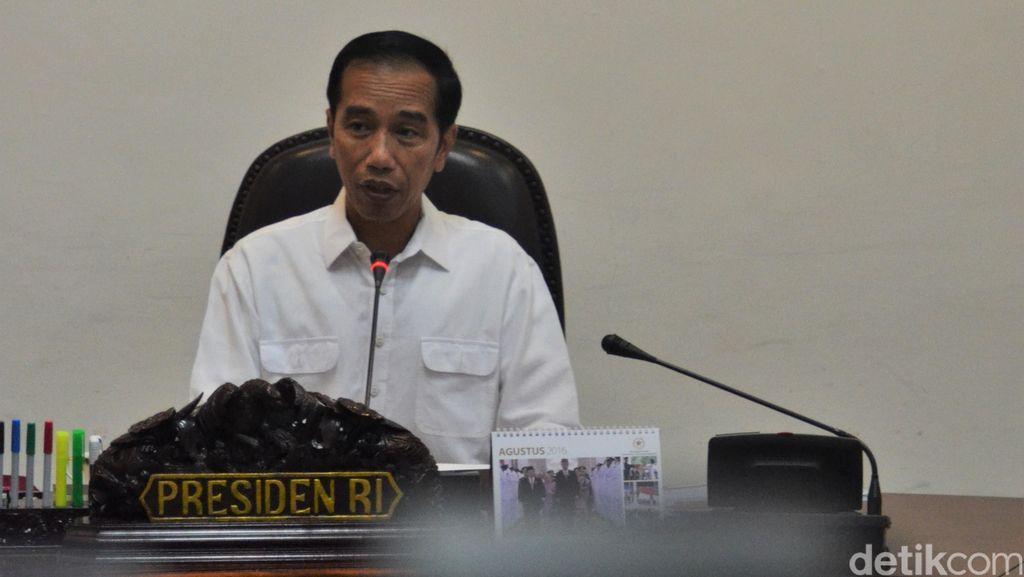 Bahas Pendidikan, Jokowi Ajak Bos Gojek dan Ruangguru Ikut Rapat Kabinet
