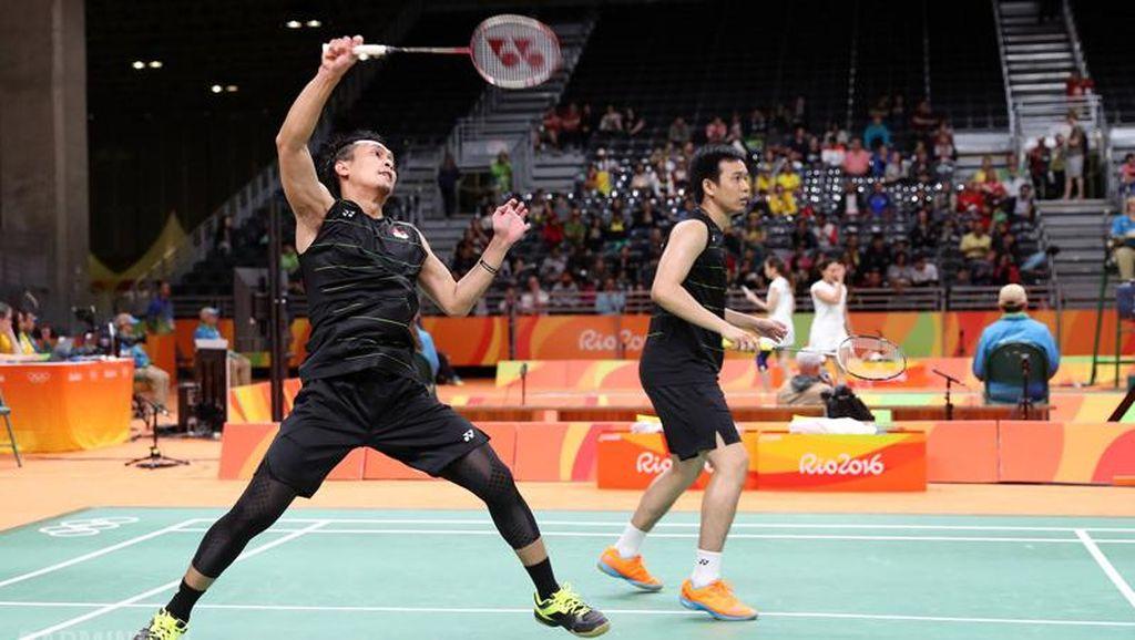 PR Besar Pelatih Setelah Ganda Putra Habis di Kejuaraan Asia Bulutangkis