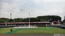 Tinjau Gladi HUT RI di Istana, Panglima TNI: Kalau Belum Bagus Kita Ulang Terus