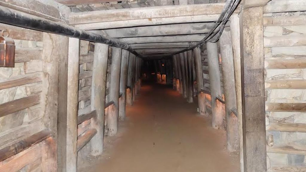 Beraksi Jadi Penambang Emas Bawah Tanah di Awal Abad 19 di Ballarat