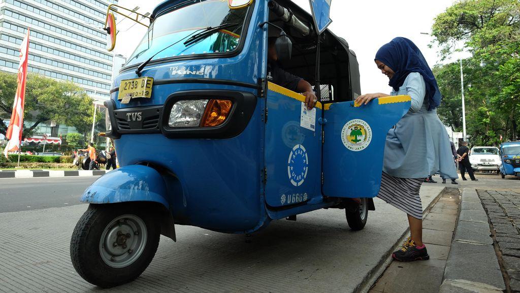 7.000 Warga Jakarta Nikmati Bajaj Gas Gratis PGN