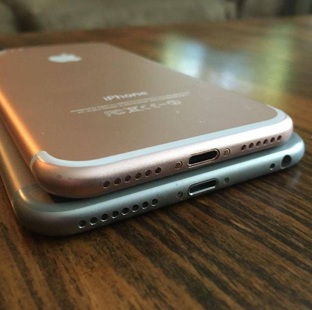 iPhone Meledak Gara-gara Digigit