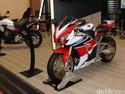 Seperti Kawasaki, Honda Kembangkan Motor Bermesin Supercharged