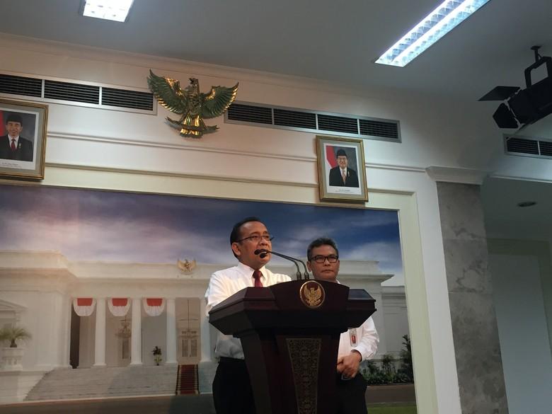 Istana Harap DPR Sahkan Perppu Ormas Jadi UU