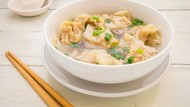 Menghangatkan Badan dengan Sup Wonton Gurih di Sini