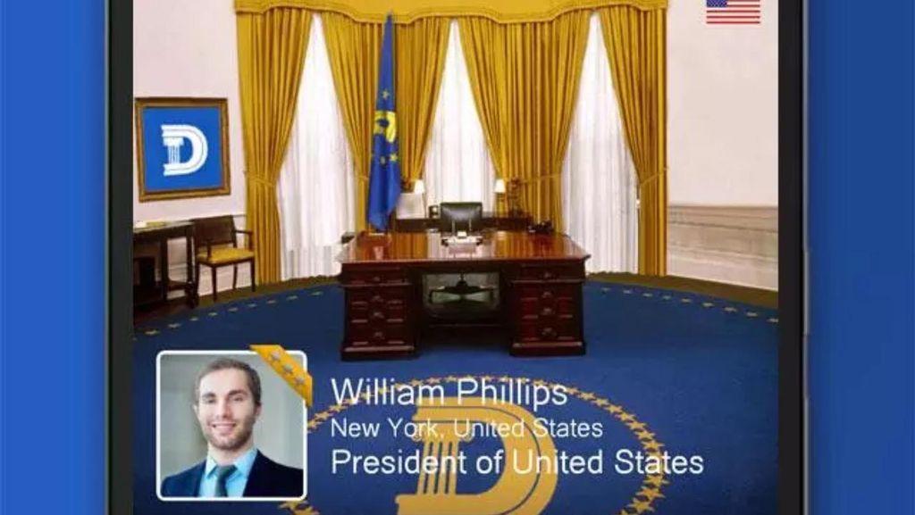 Anak Ingusan Pun Bisa Jadi Presiden... Virtual