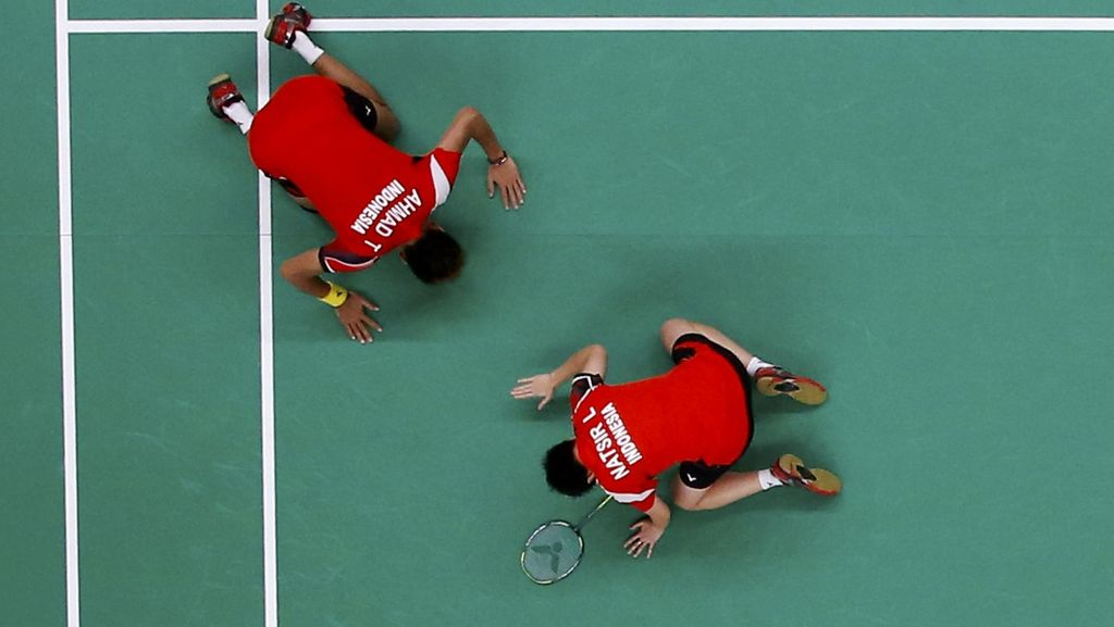 Ayo Dukung Indonesia di All England!
