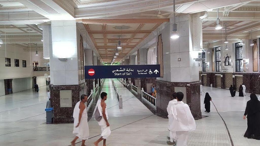 Kelembapan Udara di Saudi Tinggi, Ini Cara Cegah Mimisan untuk Jemaah Haji