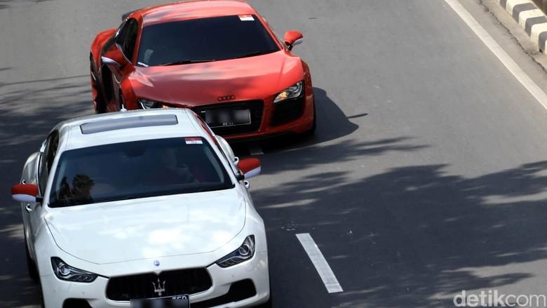 Pajak yang Sangat Tinggi, Mobil Sport Seperti Dimusuhi di RI