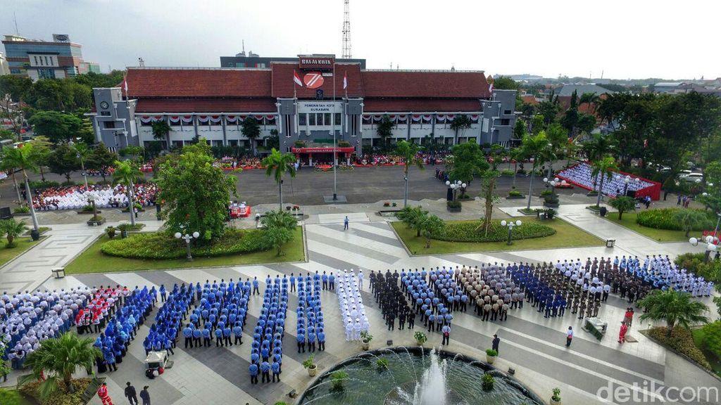 Selain Rel Kereta, Kemenhub Juga Aktifkan Jalur Trem di Surabaya