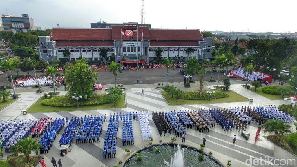 Salip Jakarta, Jawa Timur Jadi Tempat Paling Mudah Memulai Usaha