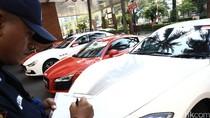 Ada 10 Ribu Kendaraan Mewah di Jakarta yang Menunggak Pajak