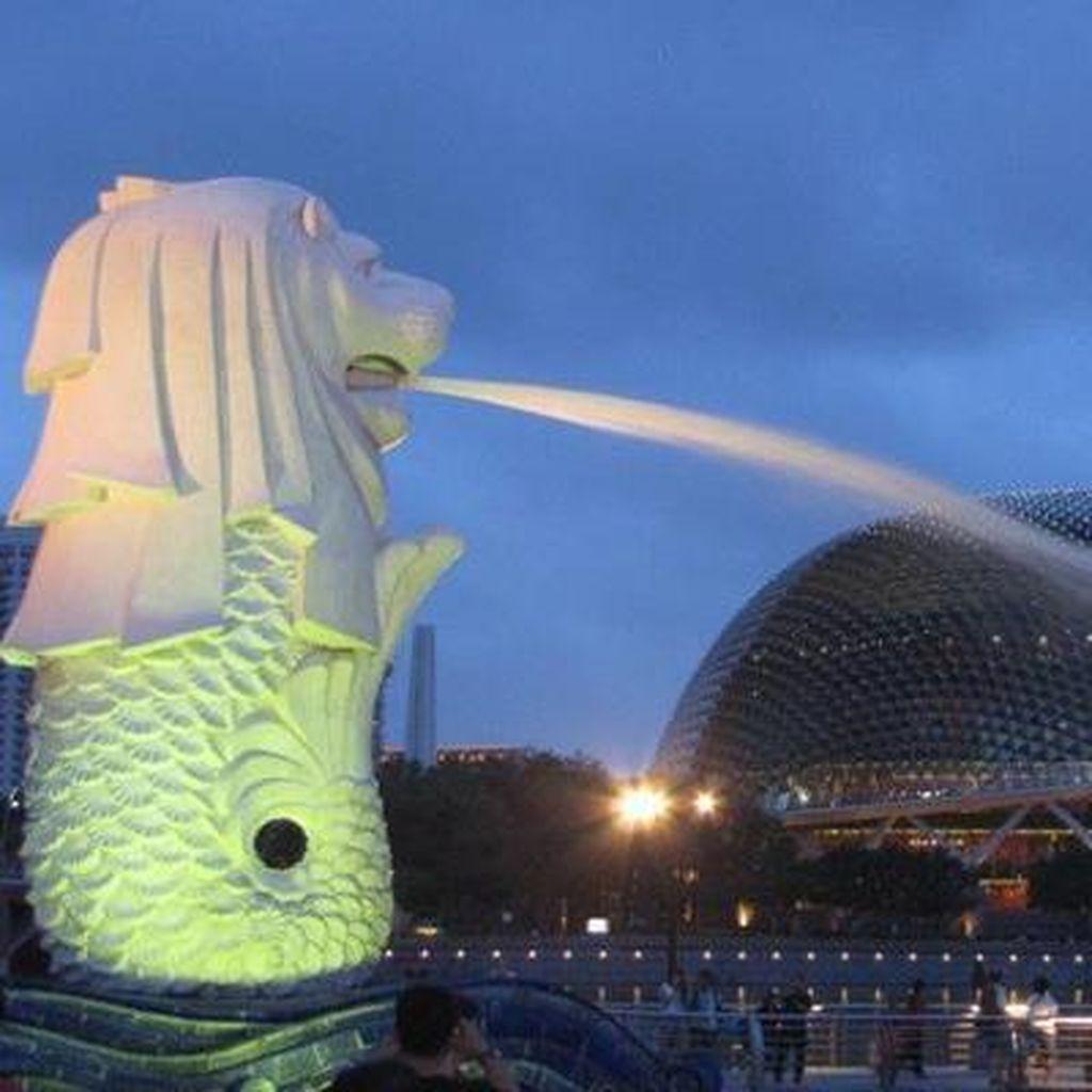 TKI di Singapura Jatuh Saat Bersihkan Jendela, Luka Serius