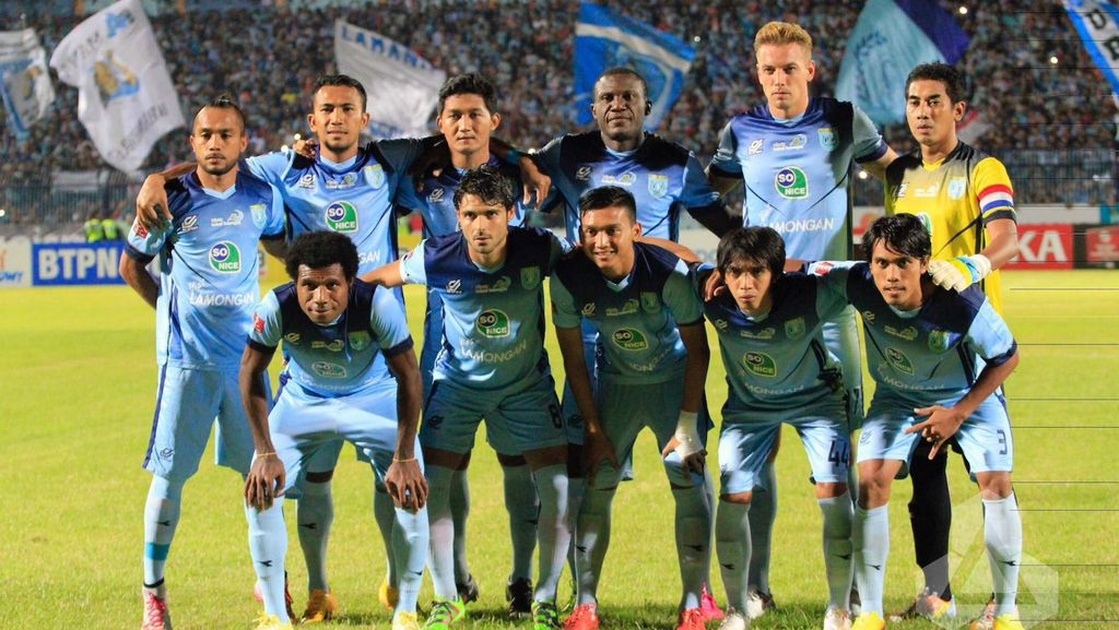 Menjamu Surabaya United, Persela Target Raih Poin Penuh