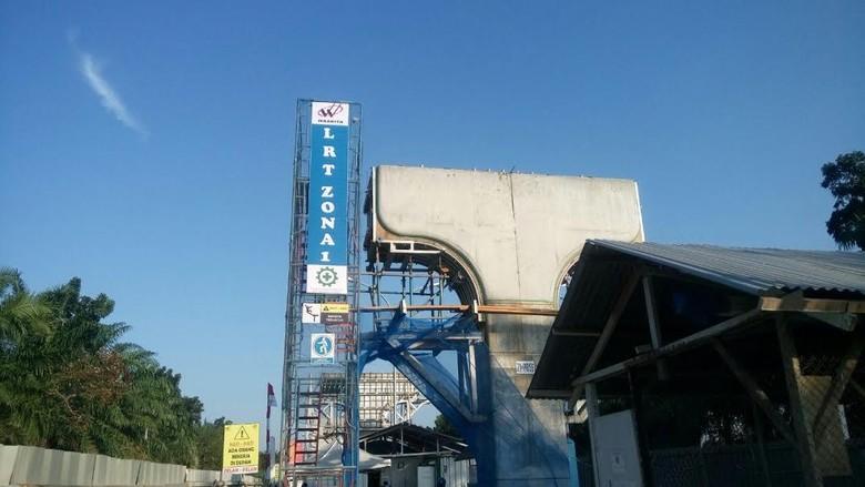 Kemenhub: Pembangunan LRT di Palembang Sudah Mencapai 11 Persen