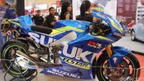 Suzuki: Jualan Motor Tahun Ini Lebih Susah