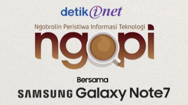 Eksklusif! Ngevlog dengan Galaxy Note 7