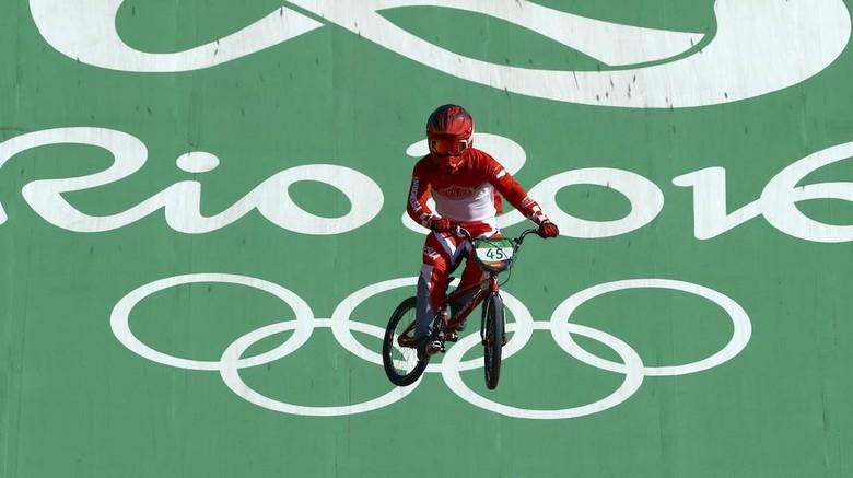 Cedera di Rio, Toni Lebih Termotivasi ke Olimpiade 2020