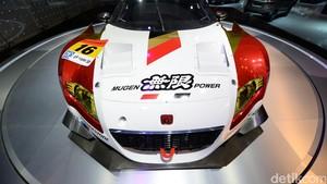Kerennya Honda CR-Z Mugen GT